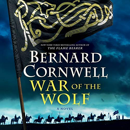 War of the Wolf audiobook cover art