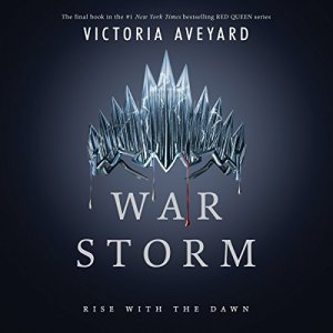 War Storm audiobook cover art