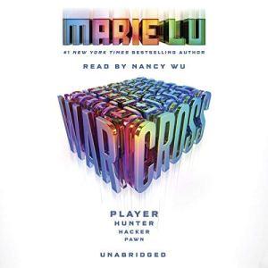 Warcross audiobook cover art
