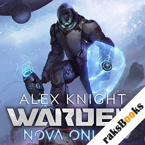Warden audiobook cover art