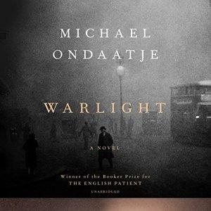 Warlight audiobook cover art