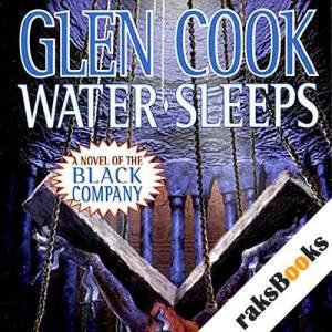 Water Sleeps audiobook cover art
