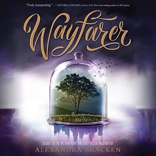Wayfarer audiobook cover art