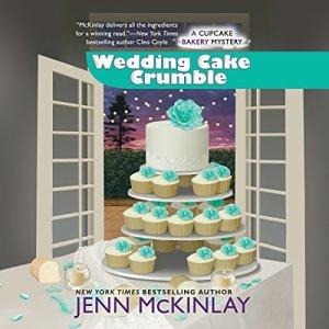 Wedding Cake Crumble audiobook cover art
