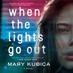 When the Lights Go Out audiobook cover art