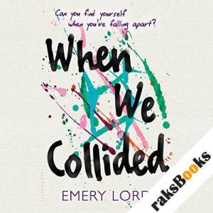 When We Collided audiobook cover art