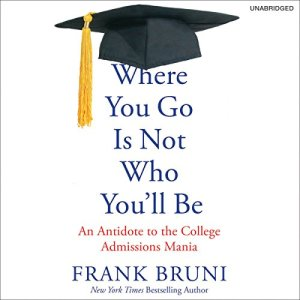 Where You Go Is Not Who You'll Be audiobook cover art