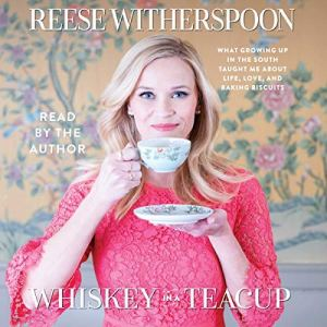 Whiskey in a Teacup audiobook cover art