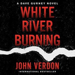 White River Burning audiobook cover art