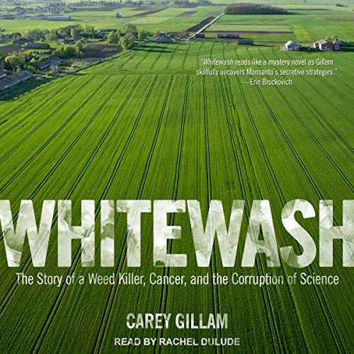 Whitewash audiobook cover art