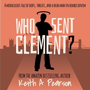 Who Sent Clement? audiobook cover art