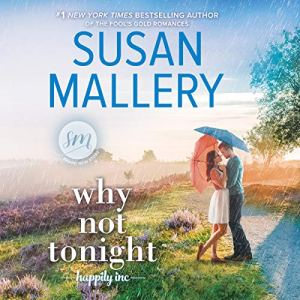 Why Not Tonight audiobook cover art
