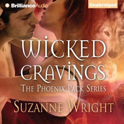Wicked Cravings audiobook cover art