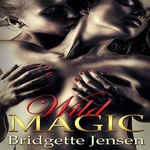 Wild Magic audiobook cover art