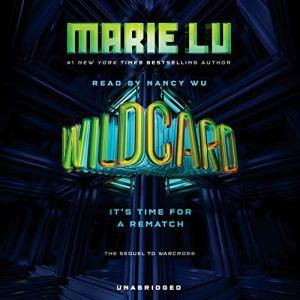 Wildcard audiobook cover art