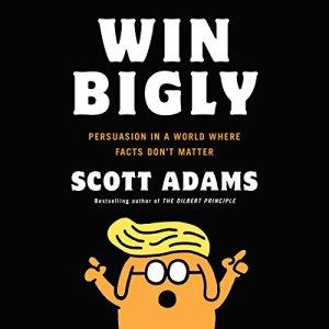 Win Bigly audiobook cover art