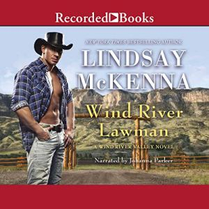 Wind River Lawman audiobook cover art
