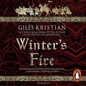 Winter's Fire audiobook cover art