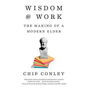 Wisdom at Work audiobook cover art