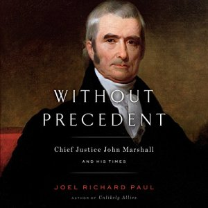 Without Precedent audiobook cover art
