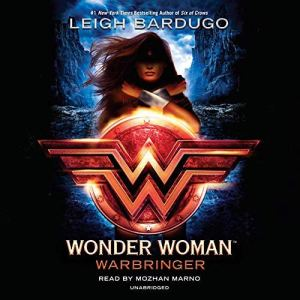 Wonder Woman: Warbringer audiobook cover art