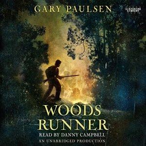 Woods Runner audiobook cover art