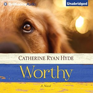 Worthy audiobook cover art