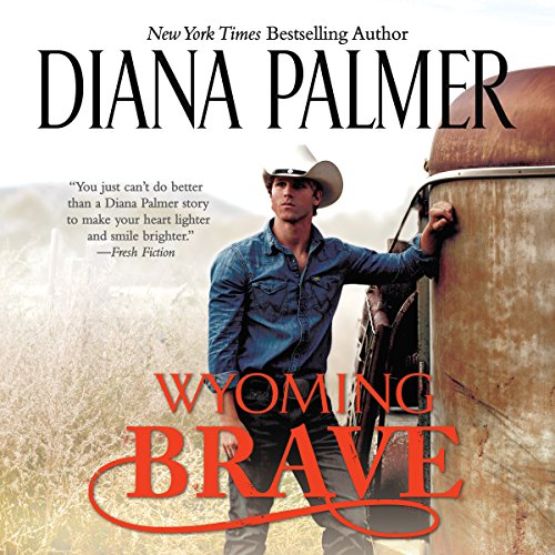 Wyoming Brave audiobook cover art