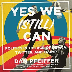 Yes We (Still) Can audiobook cover art