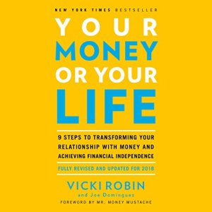 Your Money or Your Life audiobook cover art