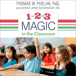 1-2-3 Magic in the Classroom audiobook cover art