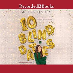 10 Blind Dates audiobook cover art