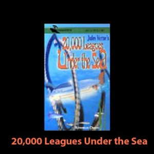 20,000 Leagues Under the Sea (Dramatized) audiobook cover art