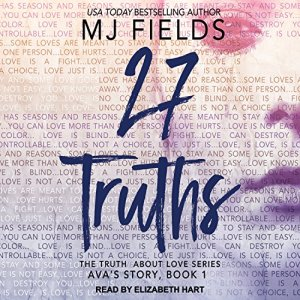 27 Truths audiobook cover art