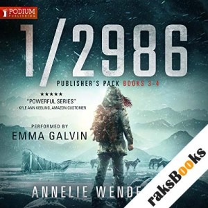 1/2986: Publisher's Pack 2 audiobook cover art
