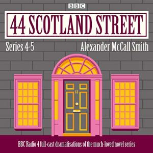 44 Scotland Street: Series 4 and 5 audiobook cover art