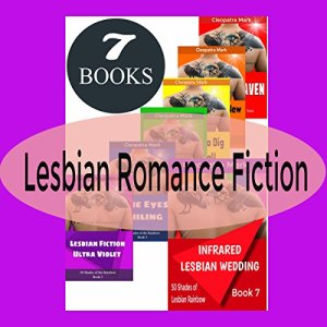 50 Shades of the Lesbian Rainbow, Books 1-7 audiobook cover art