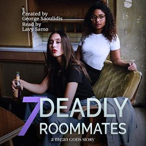 7 Deadly Roommates audiobook cover art