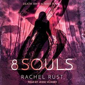 8 Souls audiobook cover art