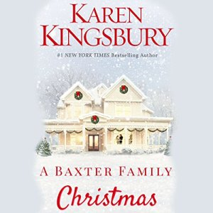 A Baxter Family Christmas audiobook cover art
