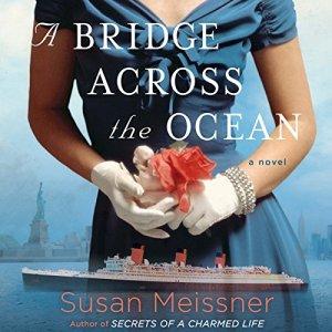 A Bridge Across the Ocean audiobook cover art
