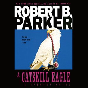 A Catskill Eagle audiobook cover art