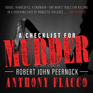 A Checklist for Murder audiobook cover art