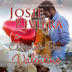 A Chocolate-Box Valentine audiobook cover art