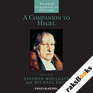 A Companion to Hegel audiobook cover art