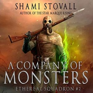 A Company of Monsters audiobook cover art