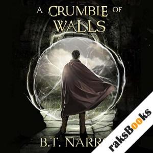 A Crumble of Walls audiobook cover art