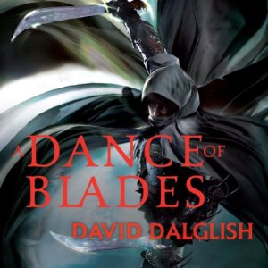 A Dance of Blades audiobook cover art