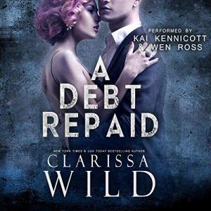 A Debt Repaid audiobook cover art