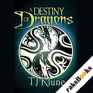 A Destiny of Dragons audiobook cover art